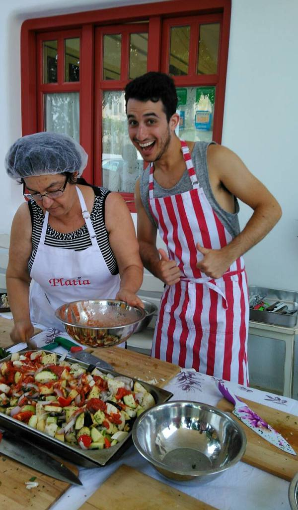 Platia Cooking Lessons and Tavern