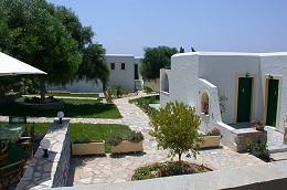 Scala Apartments in Naxos
