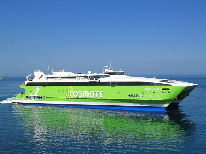 Naxos Travel, Greek Ferries